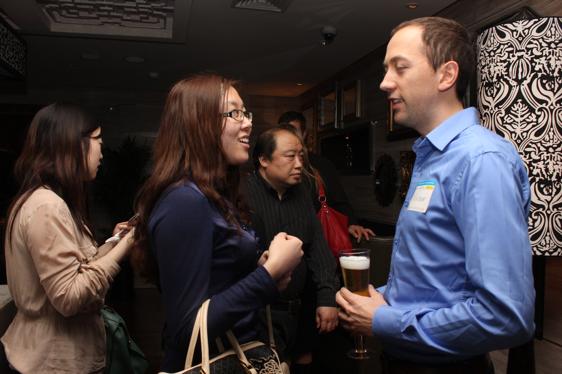 April 10 Networking evening for HR