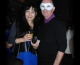 A Halloween special Pi meets Ano at Suzie Wong